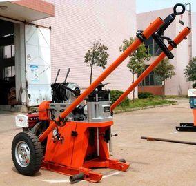 máquina portátil geotécnical do equipamento de perfuração da profundidade de 150m/equipamento perfuração giratória